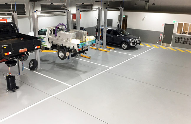 Flooring for the Automotive