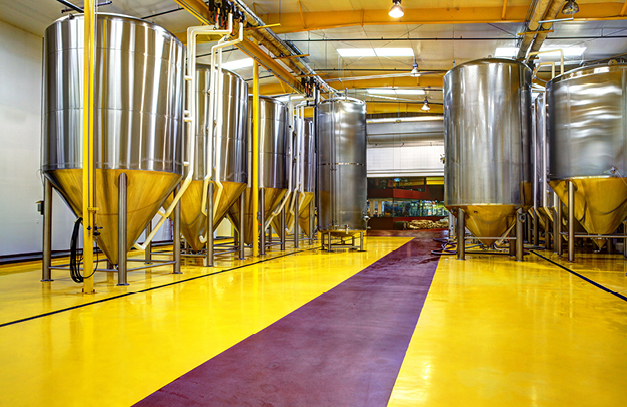 The brewery industry has to safely and effectively manage the large-scale and complex operations of a $4.3 billion industry.
