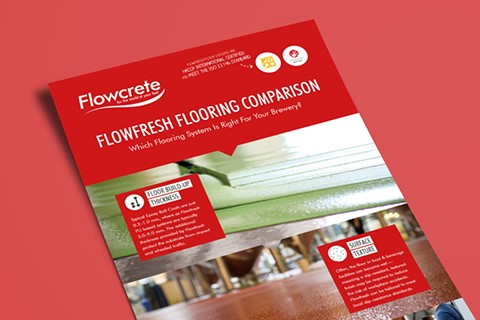 Infographic: Which Flooring System is Right for Your Brewery?