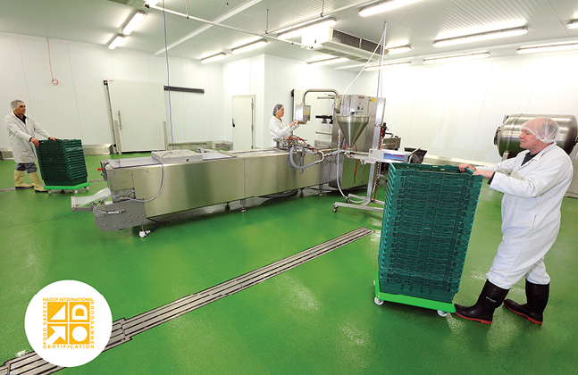 Flowcrete Showcases Food Industry Flooring at Foodtech QLD.