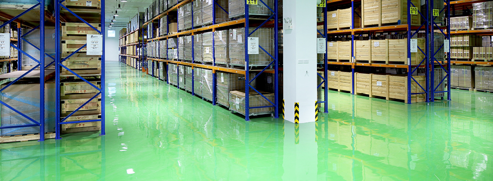 Distribution & Warehousing