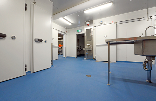 Flowfresh the Favourite Floor for Flagship Hospital