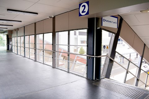 Flowcrete's Flooring Revered in Revesby Overpass Refurbishment