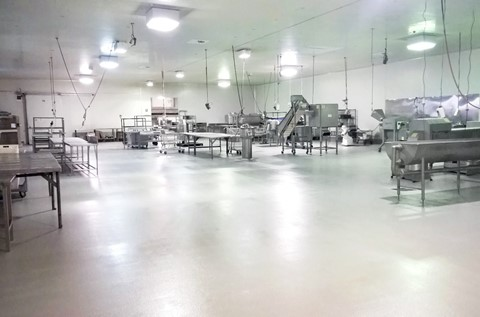 Flowfresh Finish for Fresh Veg Facility