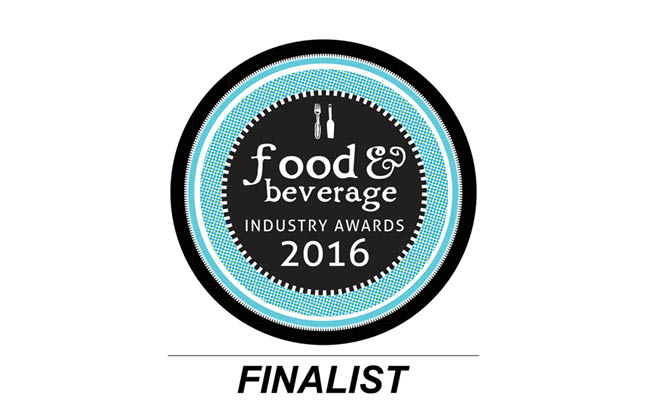 Flowfresh Sealer Makes the Finals of the 2016 Food & Beverage Industry Awards.
