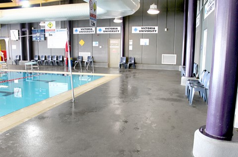 Flowcrete Dives into Aquatic Centre Flooring Refurbishment