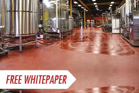 A Checklist For Durable Food & Beverage Facility Flooring