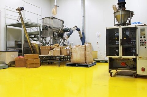HACCP Accredited Facility Requires New Flooring